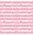 hand drawn - seamless pattern vector image vector image