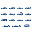 Cars icons set vector | Price: 1 Credit (USD $1)