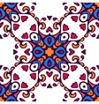 floral Seamless doodle pattern vector image vector image