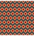 Modern elegant zig zag and rhombus seamless vector image vector image