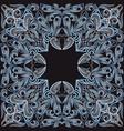 bandana - classic design vector image