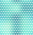 blue points seamless pattern vector image vector image