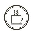 coffee store restaurant menu vector image vector image