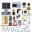 Measurement tools vector image