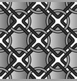 Geometric background with rings and square