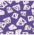 geometric seamless texture vector image
