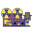 instrument and equipment festival music vector image vector image