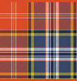 textile tartan plaid texture seamless pattern vector image vector image