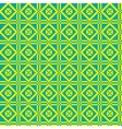 Geometric ethnic ornament seamless pattern vector image