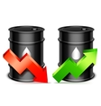 Oil Price Concept vector image vector image