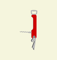 Pocket Multi tool Icon vector image vector image