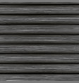 wooden texture of aged gray boards vector image