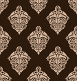 Damask Seamless Ornate Pattern