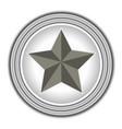 American symbol star icon