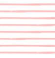 brushstroke stripes seamless pattern vector image vector image