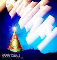 diwali cracker vector image