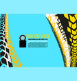 automotive tire background 31 vector image vector image