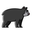 bear cartoon animal vector image vector image