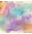 colorful blurred background vector image