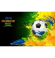 FIFA World Cup vector image vector image