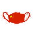 coronavirus in china novel 2019-ncov vector image vector image