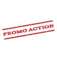 Promo Action Watermark Stamp vector image