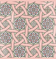 ancient tile background vector image