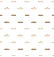 Big ship pattern cartoon style vector image vector image
