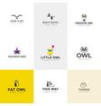 night aves flat logo