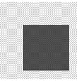The squares in shades of gray seamless background vector image vector image