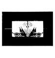 haiti 1923 vintage vector image vector image