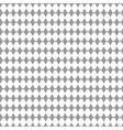 Trendy rhombus pattern vector image vector image
