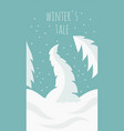 flat style christmas holiday elements for vector image vector image