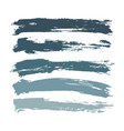 stains brush strokes background for design cold vector image vector image
