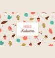 Fall autumn season background