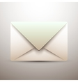 Old mail icon vector image