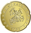 Gold monaco money