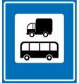 Road Signs - European vector image