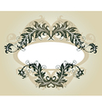 8floral line 18 1 vector image vector image