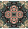 Abstract Retro Ornate Mandala Wallpaper for vector image vector image