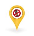 No Drinking Location vector image vector image