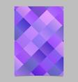 geometrical trendy gradient diagonal square vector image vector image