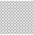 seamless delicate pattern in arabian style vector image vector image