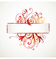 6floral line 35 1 vector image vector image