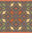 ethnic style ornamental greek key meander vector image vector image