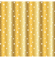 stars gold background cartoon white vector image vector image
