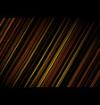 diagonal striped background vector image vector image