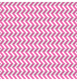 Seamless Abstract Pink Toothed Zig Zag Paper vector image vector image