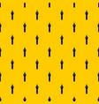fountain pen nib pattern vector image vector image