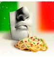 Italian food - concept vector | Price: 3 Credits (USD $3)